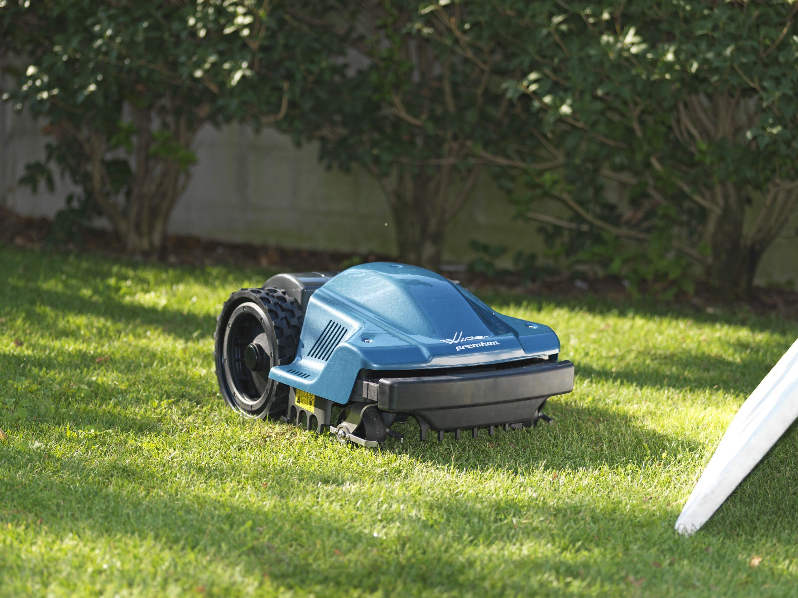 robotmaaier in actie